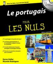Le portugais pour les nuls (2e édition) - Couverture - Format classique