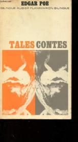 Tales / Contes - Couverture - Format classique