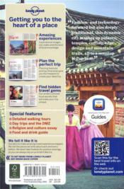 Seoul (9e édition) - 4ème de couverture - Format classique