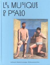 Les musiques de Picasso - Couverture - Format classique