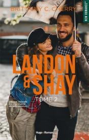 Landon & Shay T.2 - Couverture - Format classique