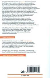 Revue Europe N.1103 ; Jean Genet ; Cédric Demangeot - 4ème de couverture - Format classique