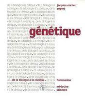 Genetique - Intérieur - Format classique