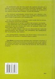 Insectes (Les) - 4ème de couverture - Format classique