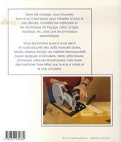 Le pack menuiserie - 4ème de couverture - Format classique