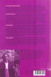 Fragments sur le handicap et la vulnérabilité ; pour une révolution de la pensée et de l'action - 4ème de couverture - Format classique