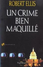 Un Crime Bien Maquille - Couverture - Format classique