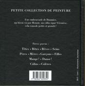 Calins - 4ème de couverture - Format classique