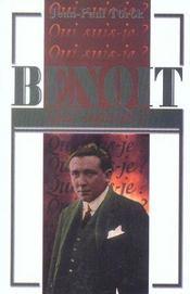 Benoit - Intérieur - Format classique