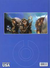 Les gardiens du Maser t.3 ; l'oeil de la mer - 4ème de couverture - Format classique