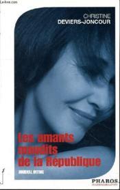 Les Amants Maudits De La Republique - Couverture - Format classique