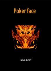 Poker face - Couverture - Format classique