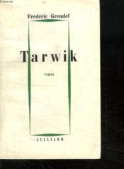Tarwik. - Couverture - Format classique
