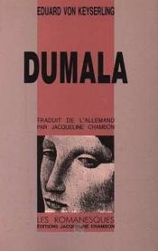 Dumala - Couverture - Format classique