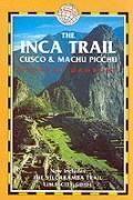 Inca Trail Cusco & Machu Pichu - Couverture - Format classique