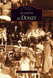 Le canton de Donzy - Couverture - Format classique