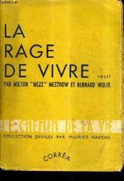 La Rage De Vivre - Really The Blues - Recit. - Couverture - Format classique