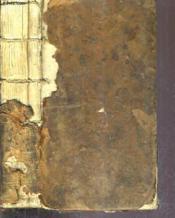 Histoire De L'Admirable Don Quichotte De La Manche - Tome Cinquieme - Nouvelle Edition Revue Corrigee Et Augmentee. - Couverture - Format classique