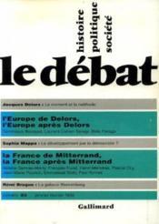 Revue Le Débat N.83 ; janvier-février 1995 - Couverture - Format classique