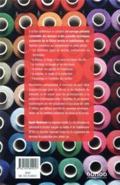 Technologies des textiles ; de la fibre à l'article (4e édition) - 4ème de couverture - Format classique