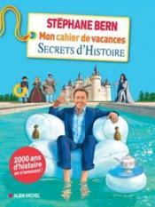 Mon cahier de vacances secrets d'histoire - Couverture - Format classique