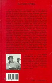 La Reine Etripee - 4ème de couverture - Format classique