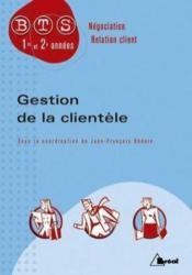 Gestion de clientele bts nrc - Couverture - Format classique