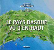 Les places du pays basque - Couverture - Format classique