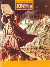 Les Mysteres De La Bible - Intérieur - Format classique