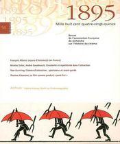 Revue 1895 N.50 - Intérieur - Format classique