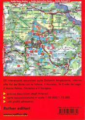Dolomiti 6 - 4ème de couverture - Format classique