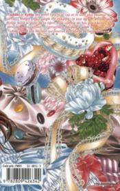Tsubaki love t.10 - 4ème de couverture - Format classique