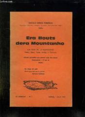Escolo Deras Pireneos N° 2 Abriel Juhl 1969. Era Bouts Dera Mountanho. La Voix Des Montagne. - Couverture - Format classique