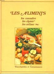 Les Aliments - Couverture - Format classique
