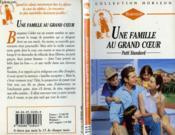 Une famille au grand coeur - Couverture - Format classique
