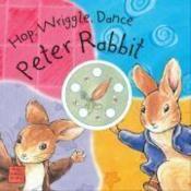 Peter rabbit seedlings hop, wriggle, dance, peter rabbit - Couverture - Format classique