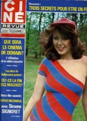Cine Revue - Tele-Programmes - 60e Annee - N° 14 - Chere Inconnues - Couverture - Format classique