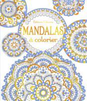 Mandalas à colorier - Couverture - Format classique