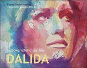 Au-delà du voile... Dalida - Couverture - Format classique