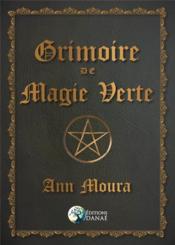 Grimoire de magie verte - Couverture - Format classique