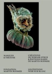 Masques et théâtre - Couverture - Format classique
