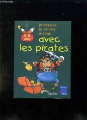 Avec Les Pirates - Couverture - Format classique