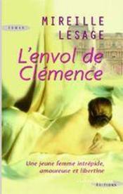 L'envol de Clémence - Couverture - Format classique