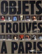 Objets trouvés à paris - Intérieur - Format classique