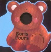 Boris l'ours - Couverture - Format classique