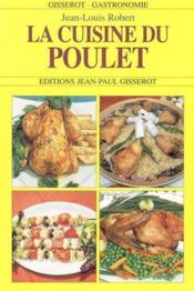 La cuisine du poulet - Couverture - Format classique