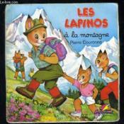 Les Lapinos à la montagne - Couverture - Format classique