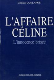 L'Affaire Celine - Couverture - Format classique