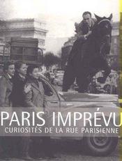 Paris Imprevu - Intérieur - Format classique
