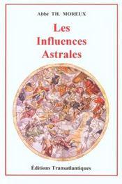 Les Influences Astrales - Intérieur - Format classique